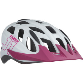 Lazer J1 Helmet with Insect Net Kids matte white-pink